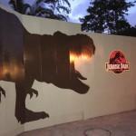 [USJ]ついにジュラシックパークにも新アトラクションの恐竜ジェットコースターが!
