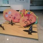 「いいから いいから 長谷川義史の世界展」に行ってきました。